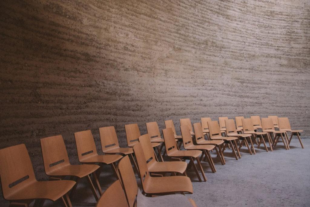LECの予備試験講座の講義室